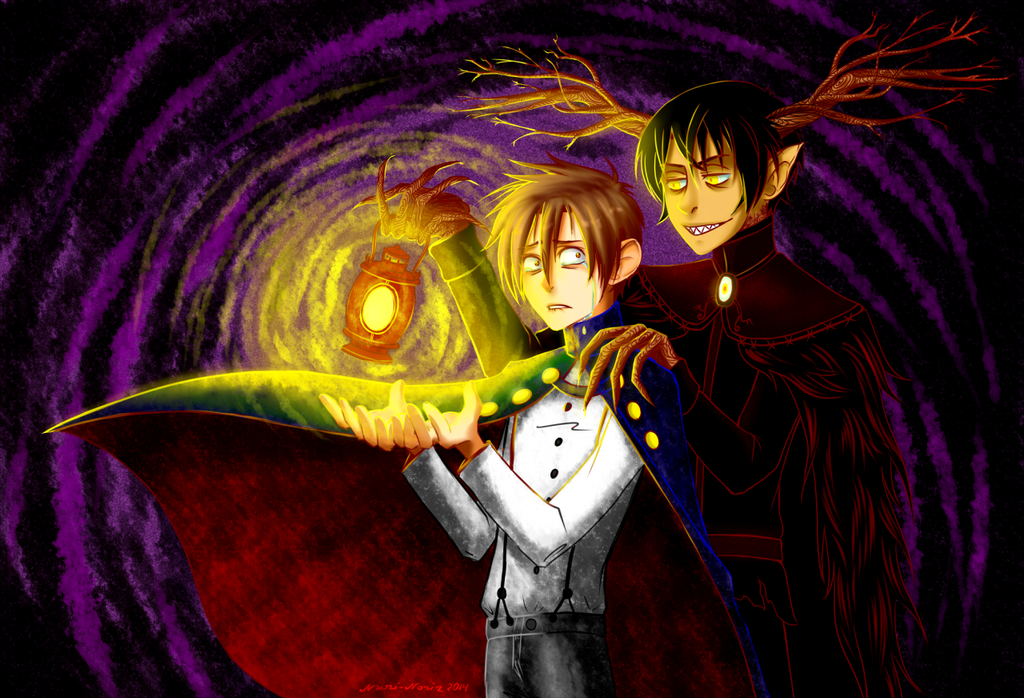 Over The Garden Wall Wirt And The Beast   Google Search