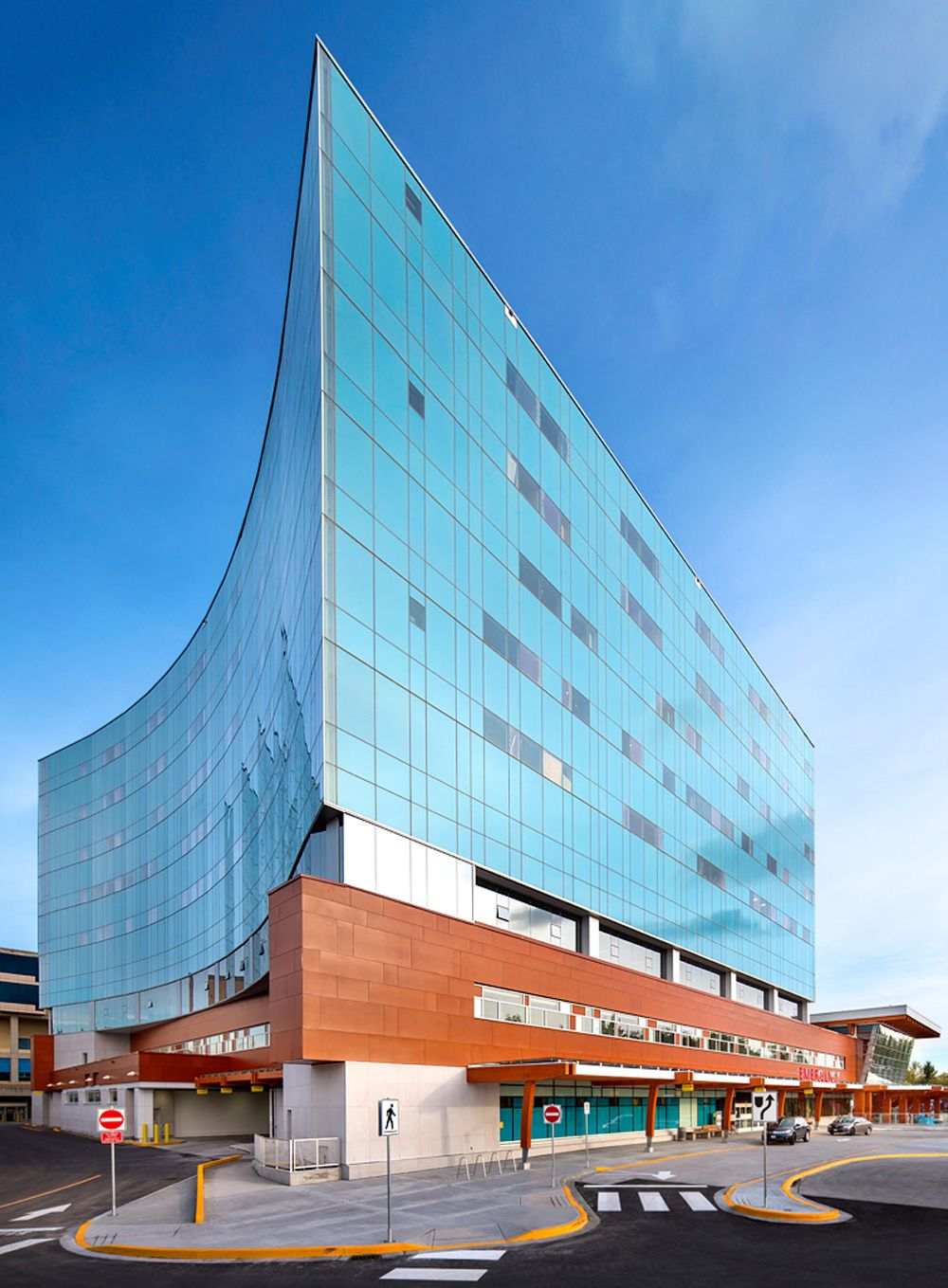 Parkin Architects Limited Surrey Memorial Hospital LEED