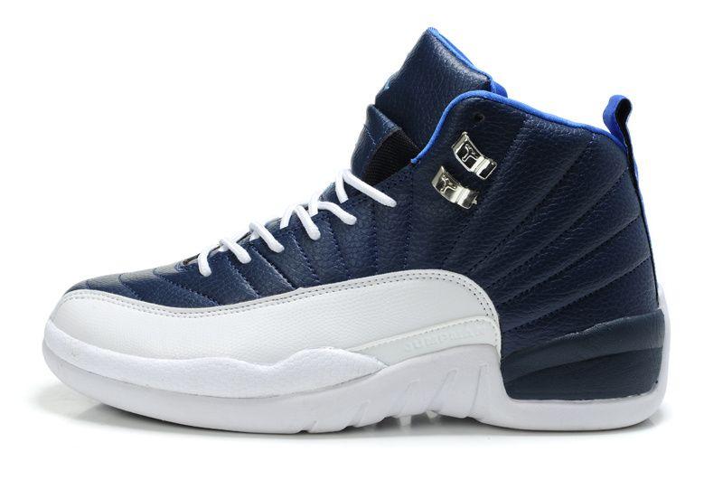 uk availability e8d88 81c6a Jordan-12-Retro-Blue/White. | Kicks That Matter