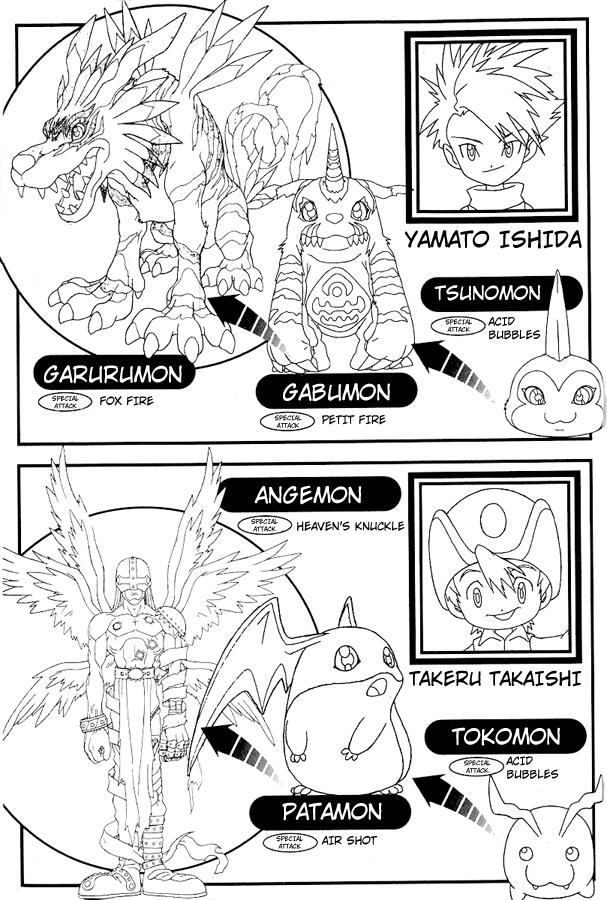 Digimon Adventure: Tomo 1 ~ Ahora comienzan las aventuras ~