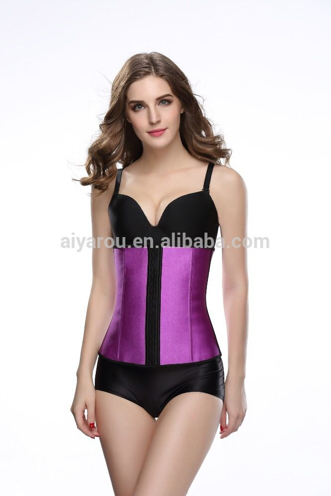 10d958dbf4028 Check out this product on Alibaba.com APP Wholesale Factory Sexy Latex Corset  Slimming Suit Shaper wear Body Shaper Hot Waist Training Corsets