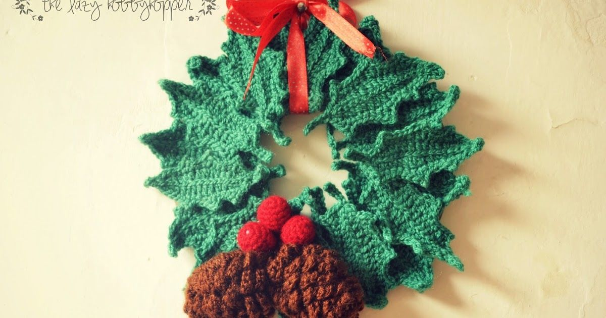 Last year I shared my Christmas Tree pattern with you which was a ...