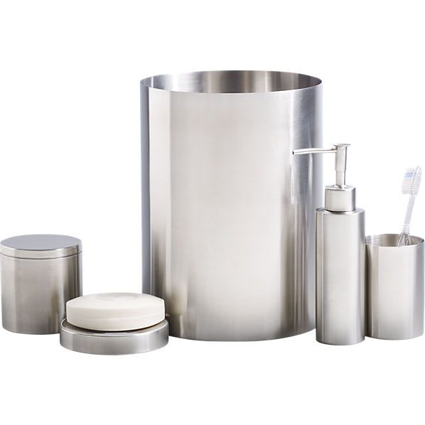 Stainless Steel Tissue Box Cover Stainless Steel Bathroom Accessories Steel Bath Modern Bathroom Accessories