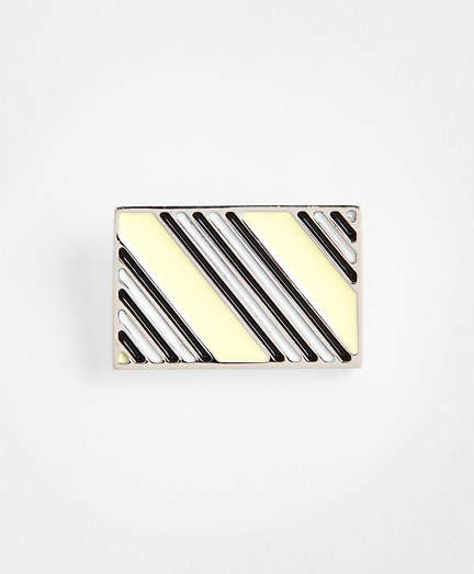 37fb9b6ea455 BB#1 Stripe Lapel Pin | Products | Lapel Pins, Brooks brothers, Badge