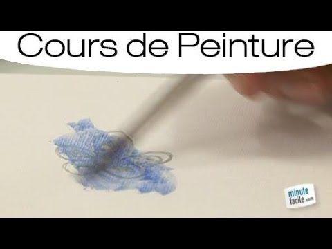 Cours D Aquarelle Niveau Debutant Youtube Avec Images