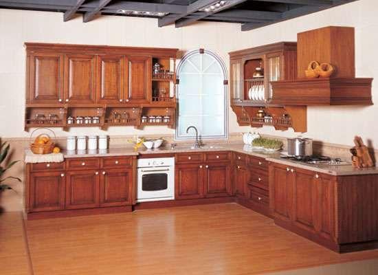 Modelos de cocinas amercianas2 muebles cocina decoracion for Modelos de muebles de cocina modernos