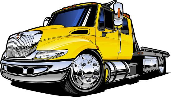 Tow Truck By Bmart333 On Clipart Library Trucks Tow Truck Tow