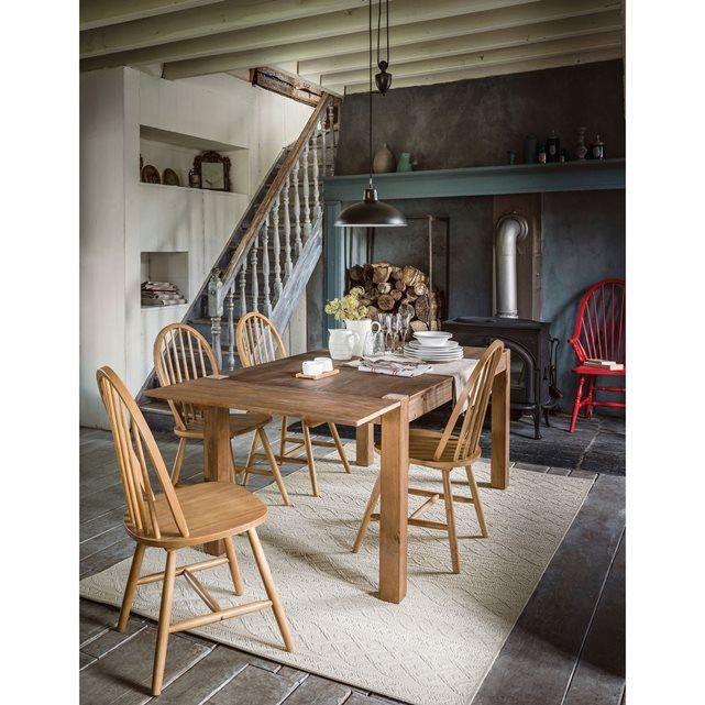 latest suspension monte et baisse mtal ivano la redoute interieurs with table haute la redoute. Black Bedroom Furniture Sets. Home Design Ideas