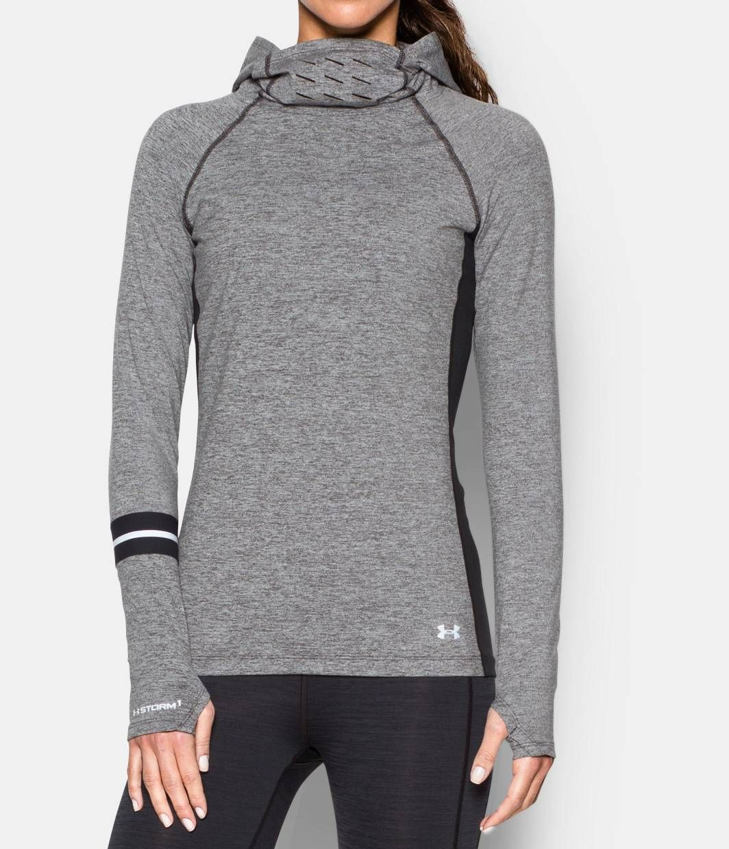 f01a6ef8a Shop Under Armour for Women's UA Storm Layered Up Hoodie in our Womens Tops  department. Free shipping is available in US.