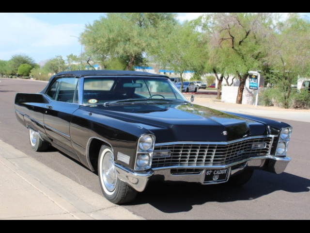 1967 cadillac deville coupe for sale | all collector cars is your