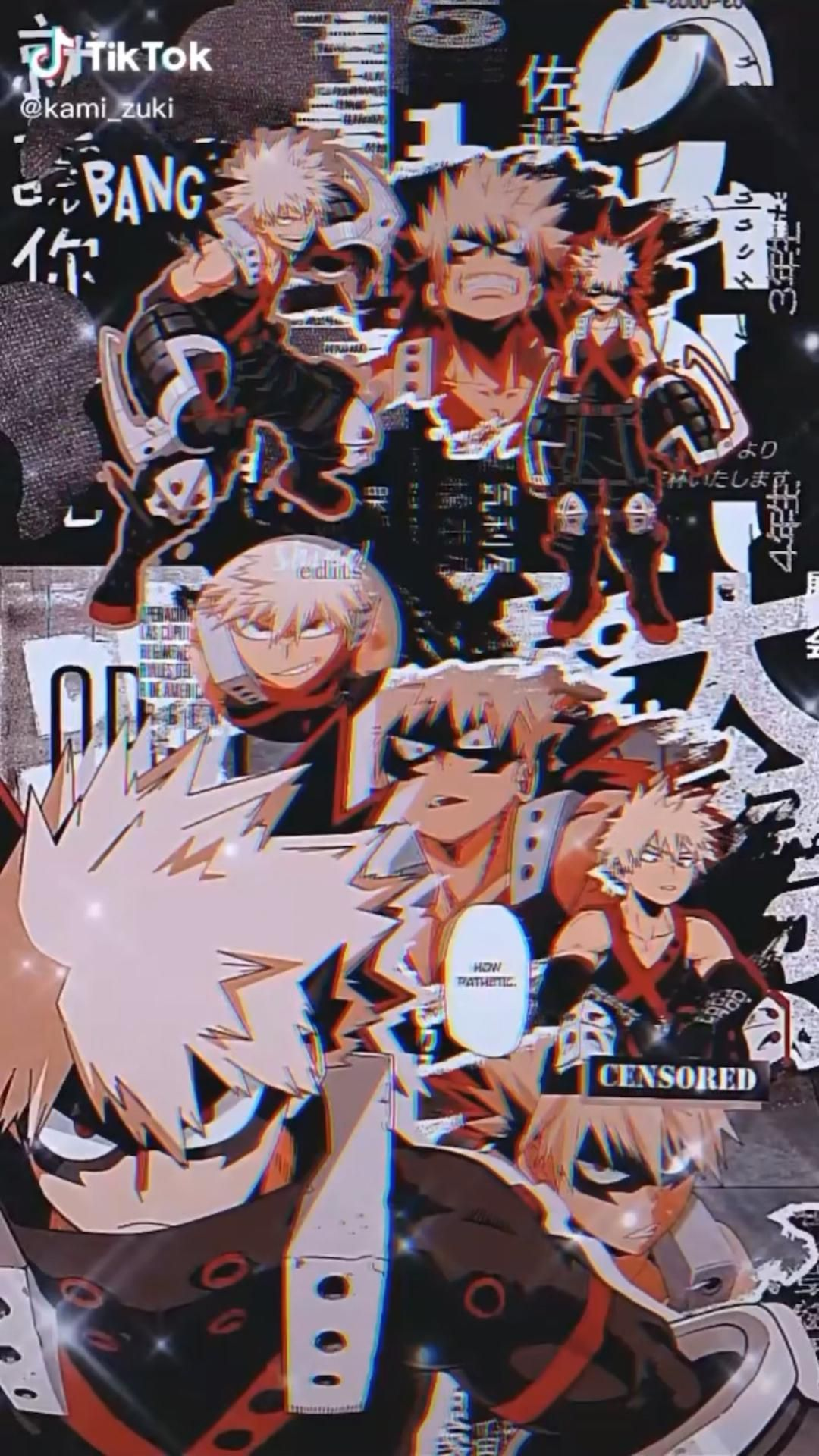 Bakugou Edit
