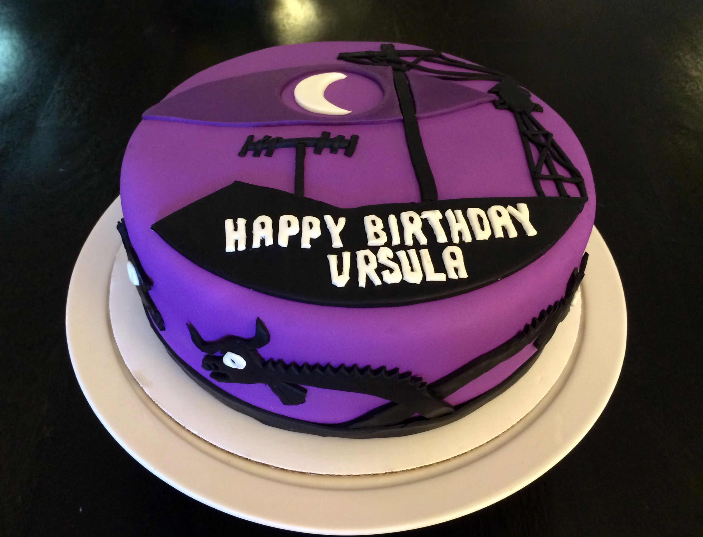 Welcome To Night Vale Cake Gimme Gimme Gimme Pinterest Cake
