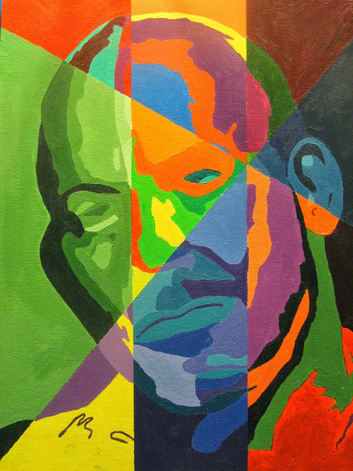 Ms Eaton S Phileonia Artonian Colour Theory Portrait