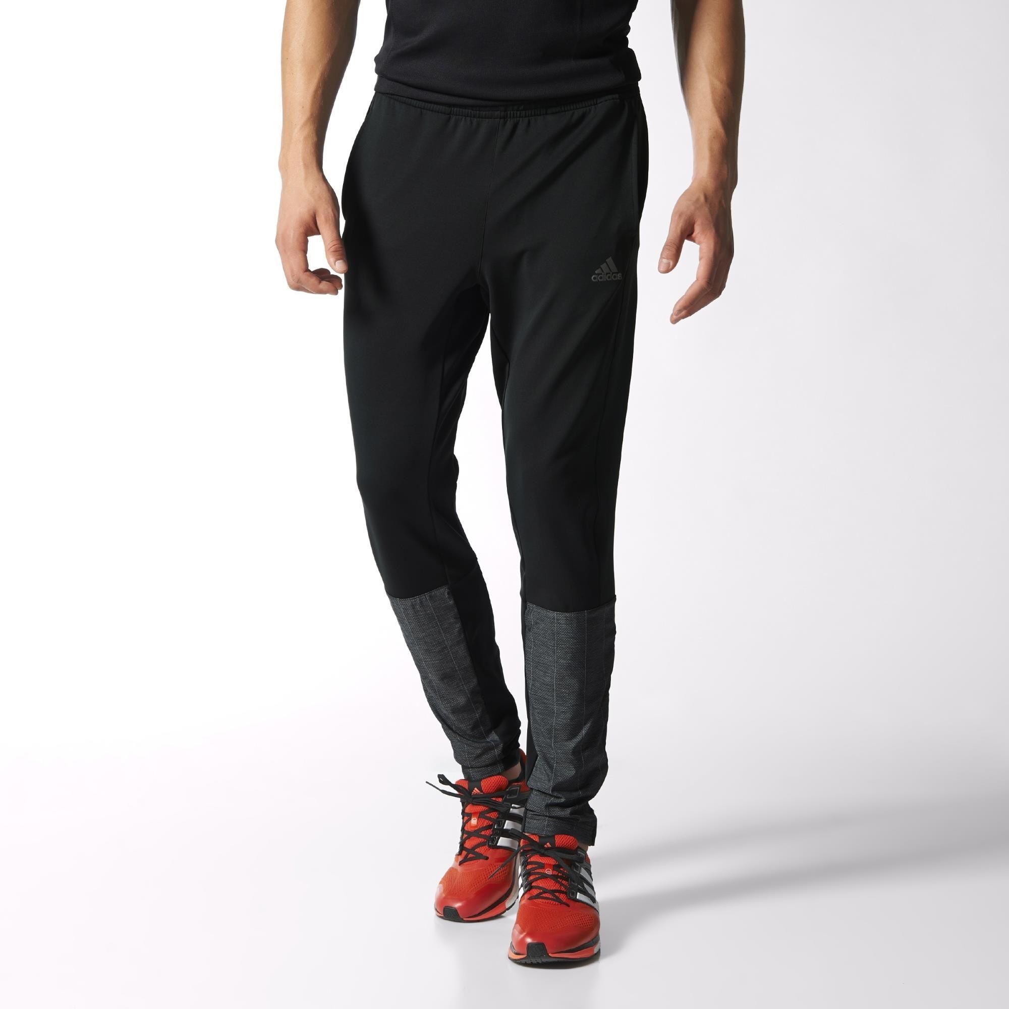 adidas - Men's Supernova Storm Slim Track Pants $75