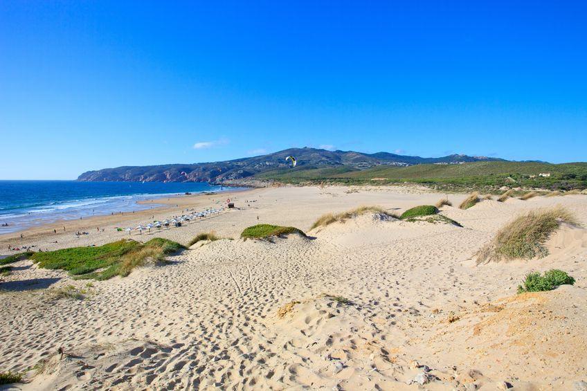 Playa De Guincho Cascais Portugal Playas Hermosas Playas Paradisiacas Playa