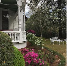 One Shabby Old House Springtime Glorious