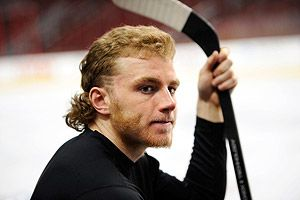 Even With The Fantastically Awful Mullet And Hellaciously Grizzly Beard I Still Love You 3 Hockey Hockey Hair Nhl Hockey