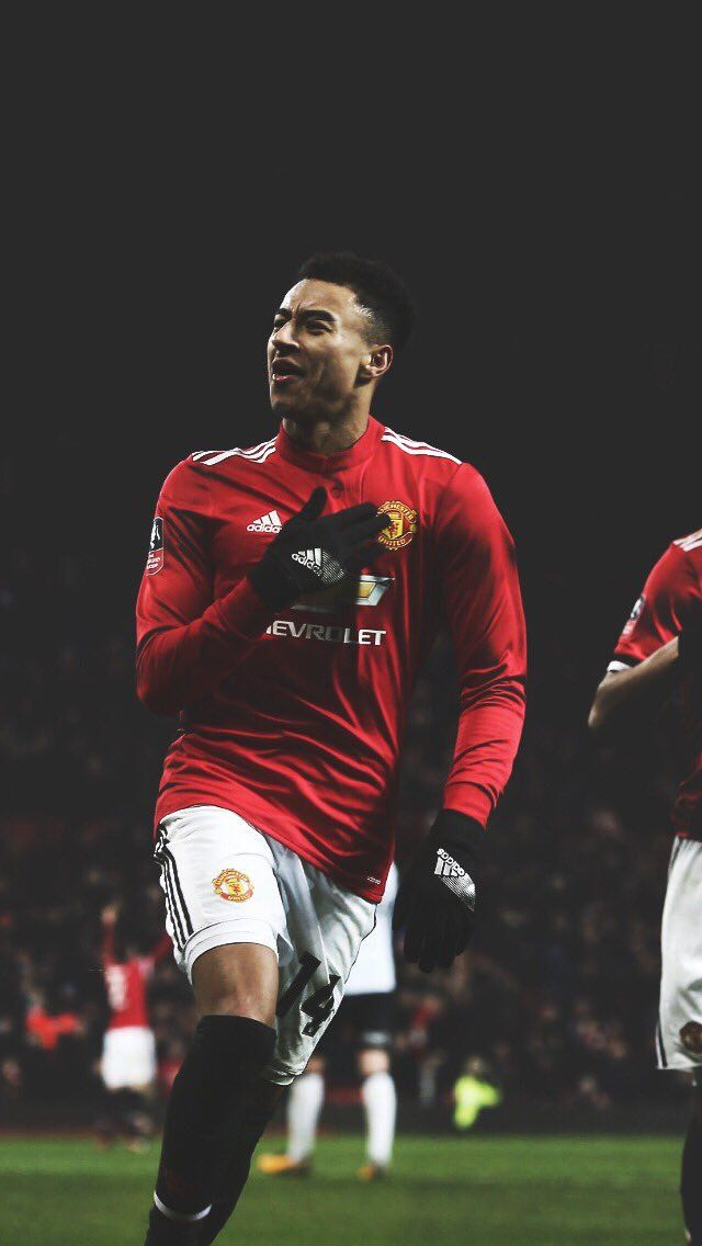 Footy Editor On In 2020 Manchester United Wallpaper Manchester United Players Jesse Lingard