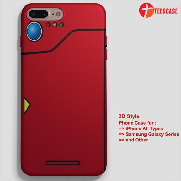 sale retailer f38c6 21b70 Pokedex Pokemon Pokeball iPhone 7-7 Plus Case, iPhone 6-6S Plus ...