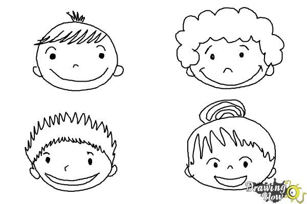 Related Image Simple Face Drawing Easy Drawings Easy Drawings For Kids