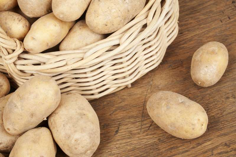 How To Tell If Potatoes Are Bad And How To Keep Them Fresh In The First Place Potatoes How To Store Potatoes Humble Potato
