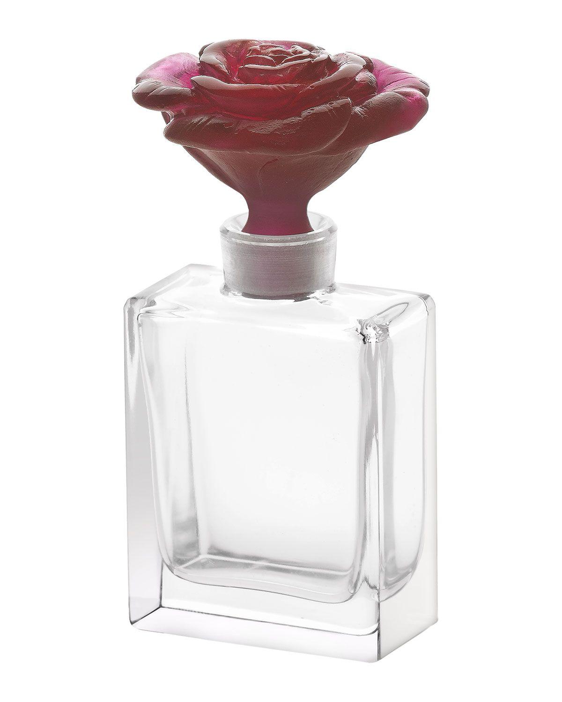 Rose Flacon Framboise, Redclear - Daum   *Decor > Artwork ...