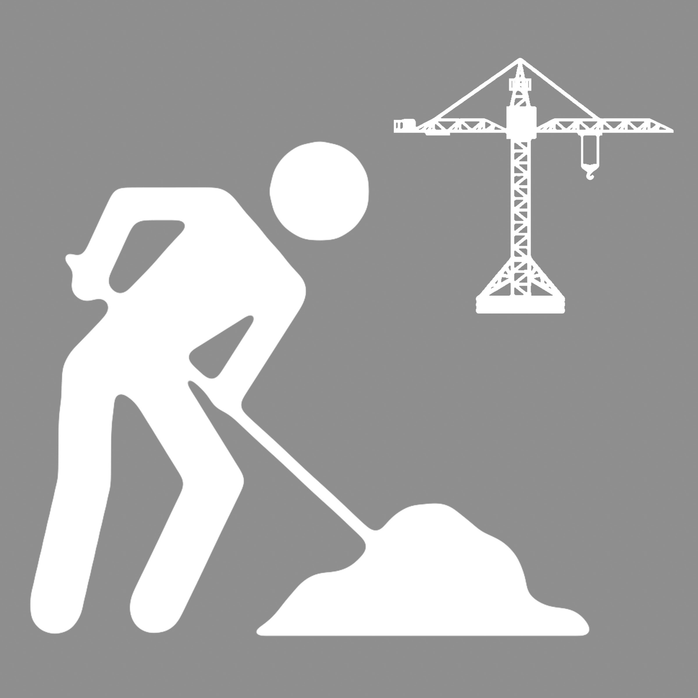 Construction sites are our biggest renters mainly used to