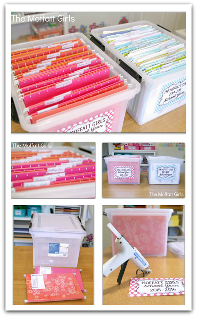 Clear The Paper Clutter Monthly Organization Organisation De Paperasse Organisation De Papier Organisation Bureau