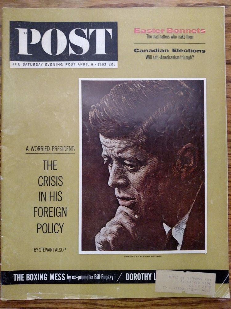 john kennedy foreign policy