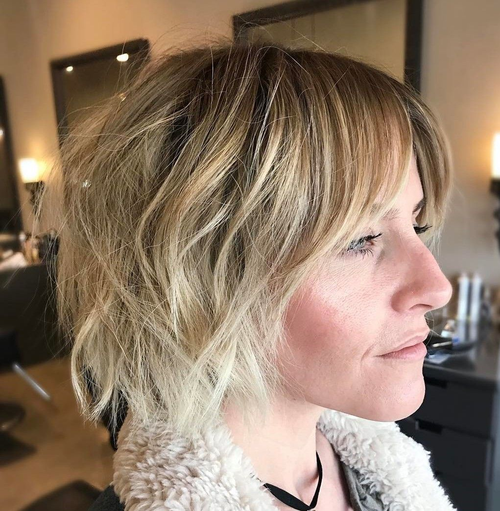 45 short hairstyles for fine hair to rock in 2020 with