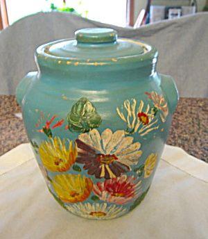 Vintage Cookie Jars For Sale Large Vintage Uhl Pottery Cookie Jarfor Sale At More Than Mccoy On