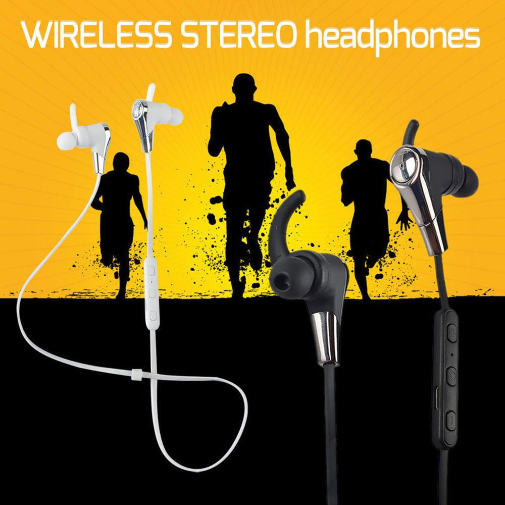 X28 Sports Bluetooth stereo headset headphone For Samsung S5 S4 Iphone Gift #UnbrandedGeneric