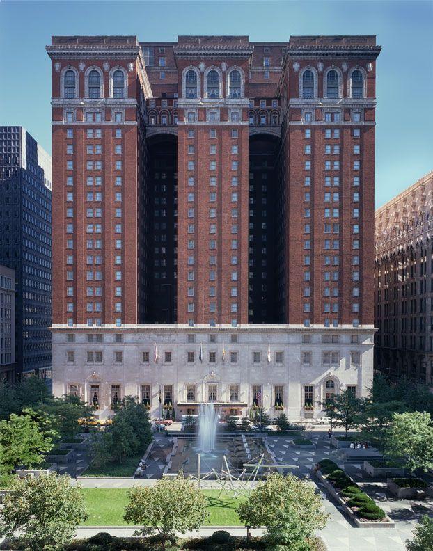 Omni William Penn Hotel Luxury In Pittsburgh Pa