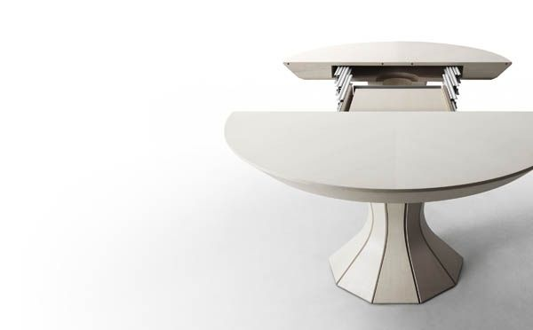 Expandable table - Opera  Milano Bedding
