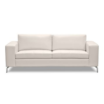 American Signature Furniture Leather Sofa