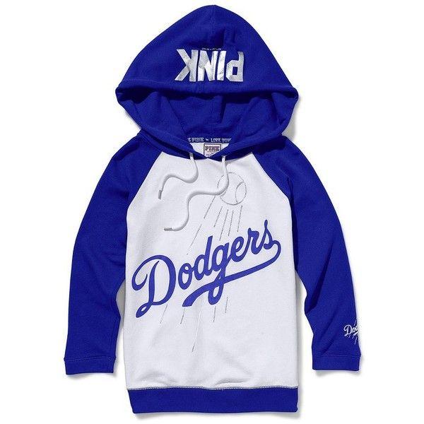 Victorias Secret Los Angeles Dodgers Baseball Hoodie 39 Liked