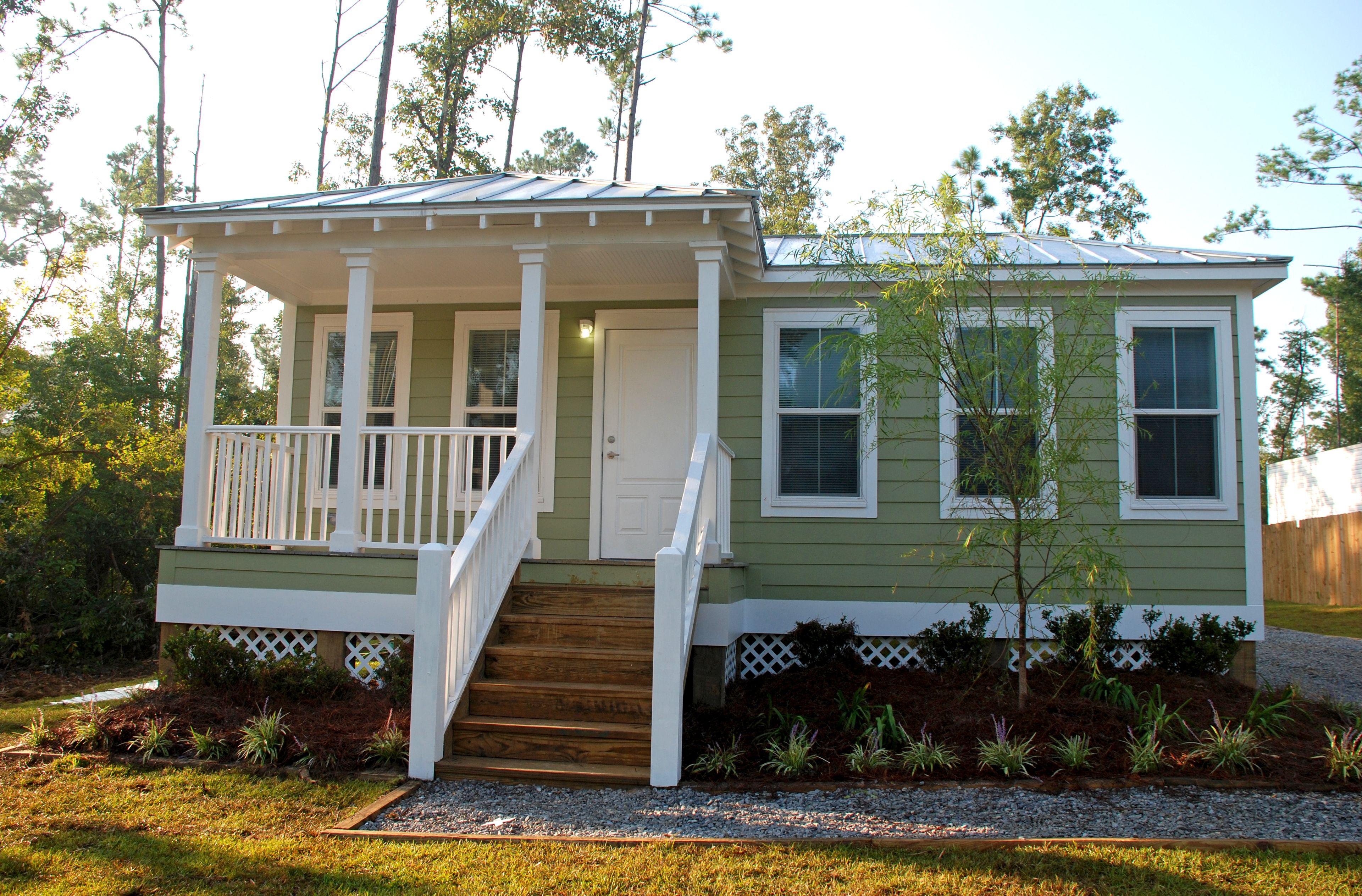 Small Cottage Style Prefab Homes - Simple Minimalist Home ...