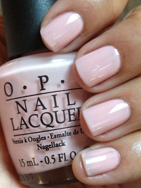 The Queen of the Nail: OPI \'Second Honeymoon\' Nail Polish   OPI ...
