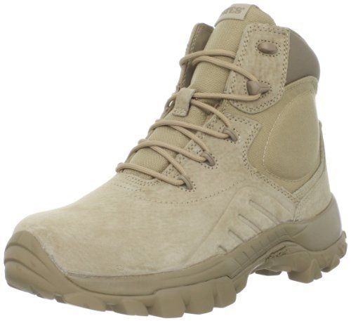 Bates Men's Delta 6 Boot Bates. $78.99. Leather and fabric