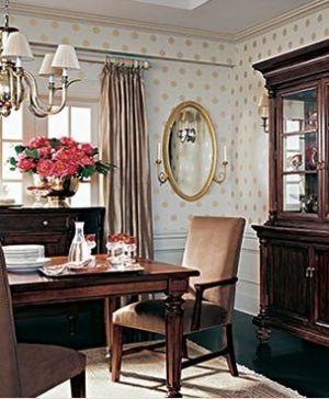 Dining Room Photo Gallery   MyLusciousLife.com   Martha Stewart And Her  Line For Bernhardt