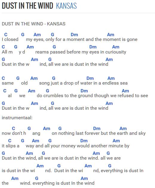 dust in the wind kansas guitar pinterest kansas