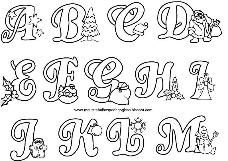 Letras Lindas Y Grandes Imagui Letras Para Carteles