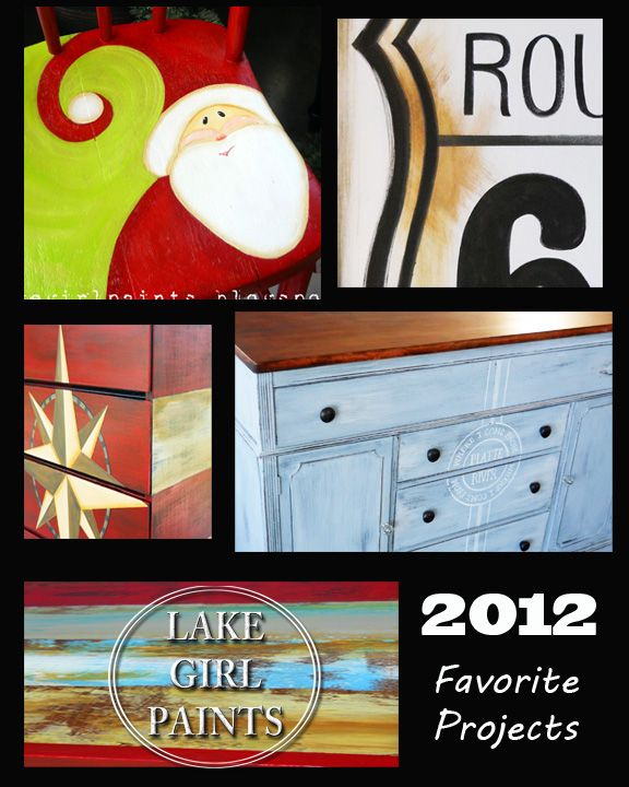 So many clever painting ideas - Lake Girl Paints