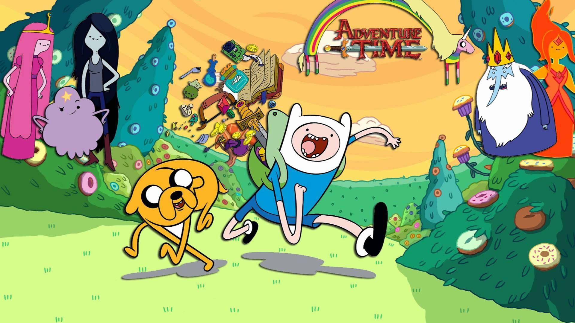 Adventure Time Wallpaper Adventure Time Wallpaper Adventure Time Cartoon Adventure Time Movie
