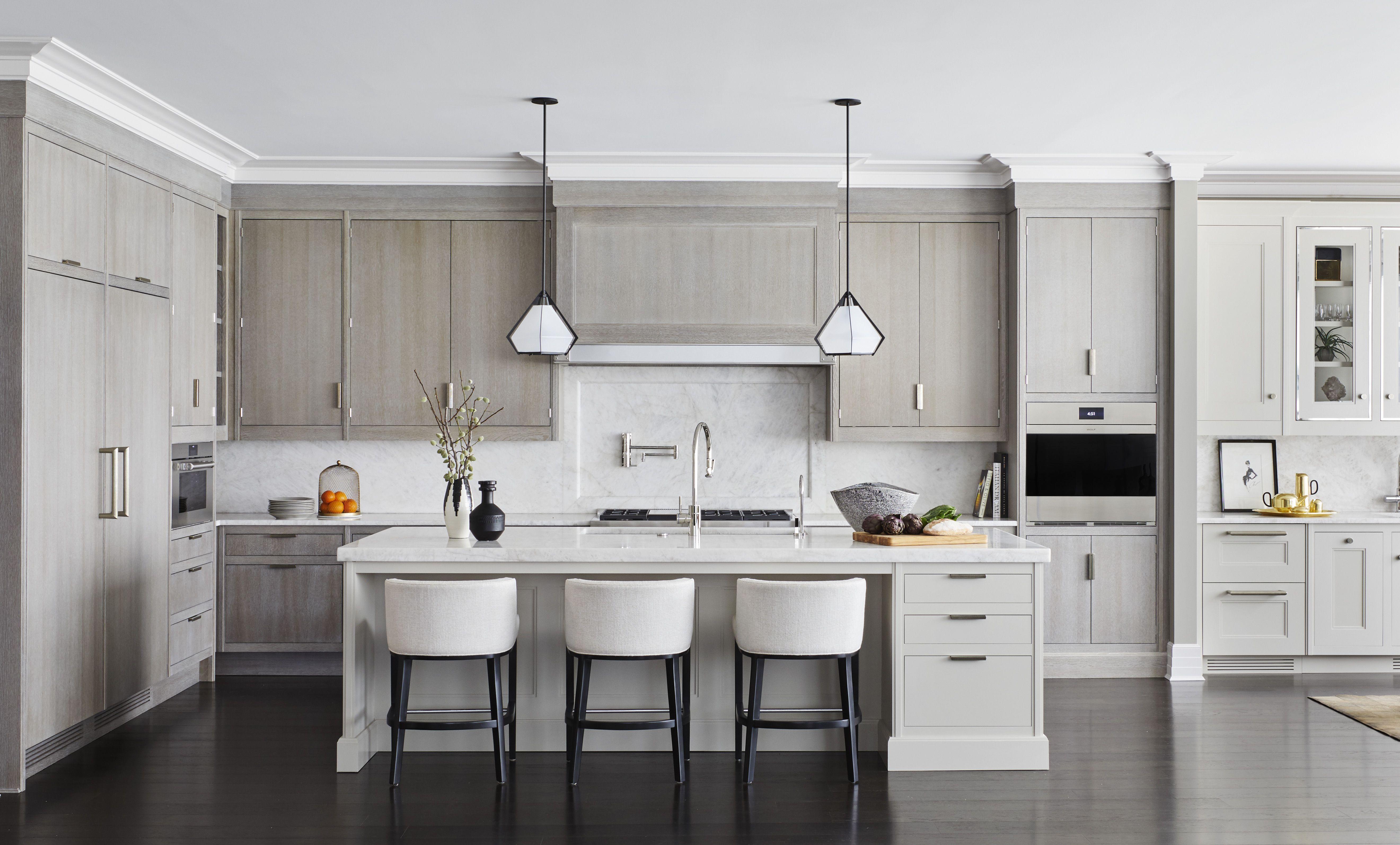 Modern Evolution Kitchen Design In 2020 Modern Luxury Interior Kitchen Design Chicago Interior Design