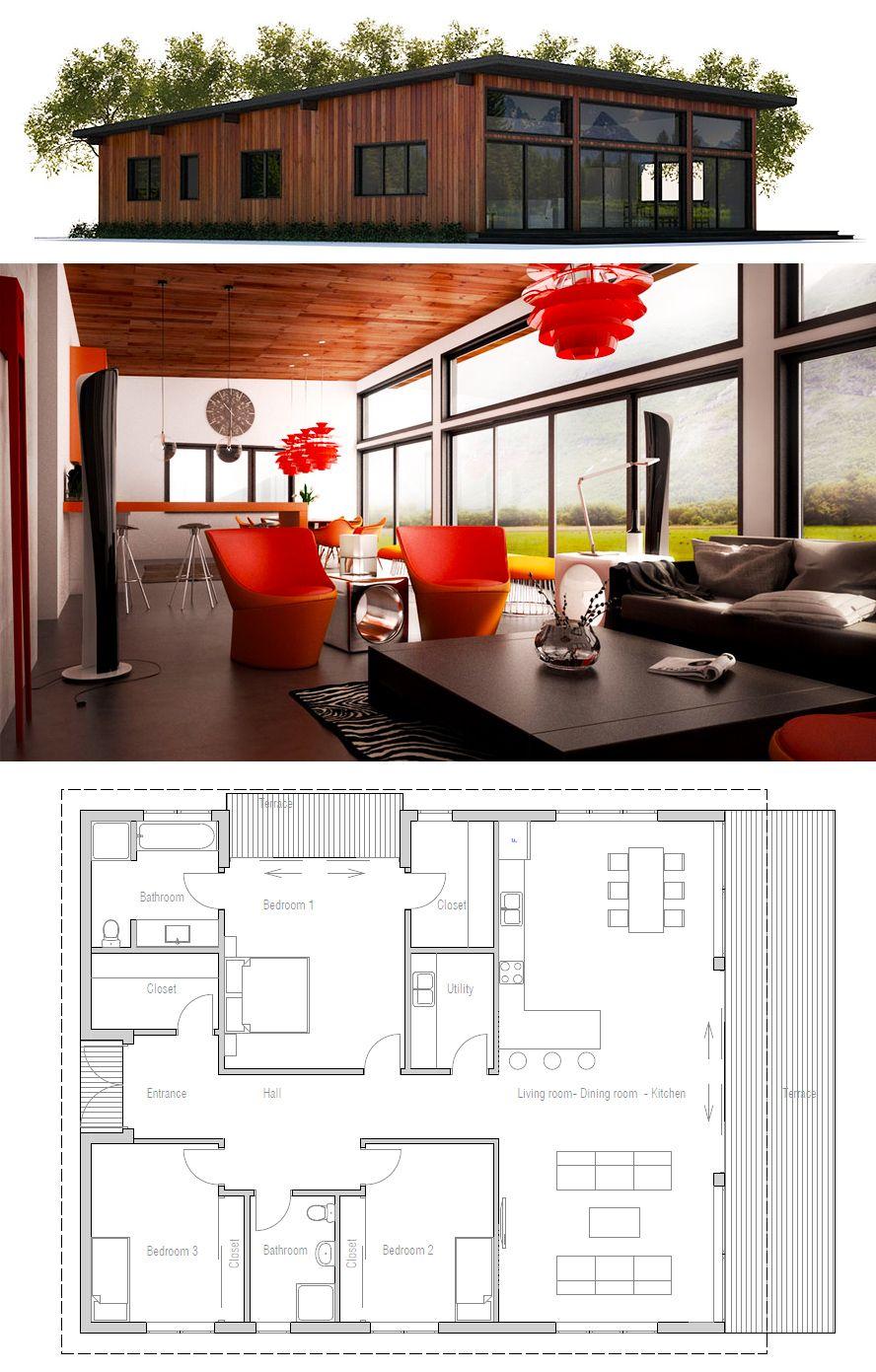 House plan architecture passive house pinterest house