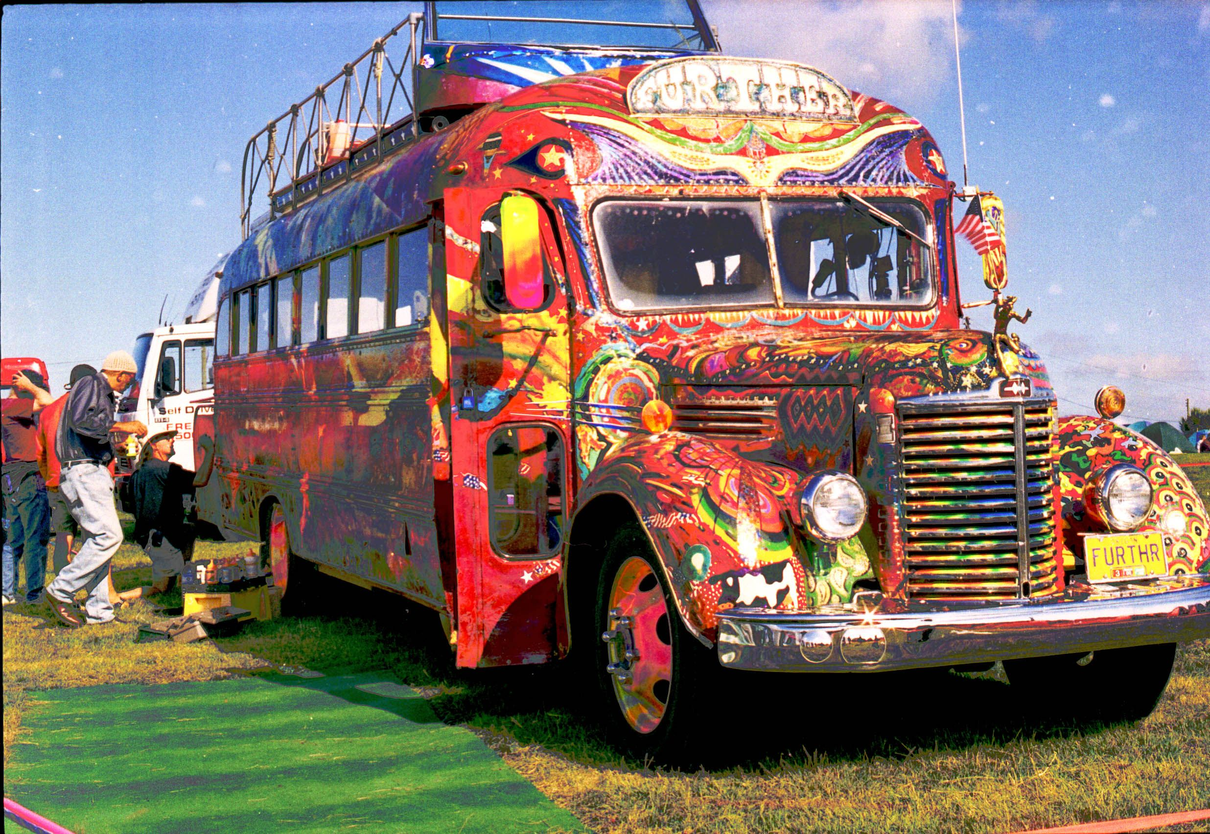 Weird Load: Ken Kesey and the Merry Pranksters 50 Years On