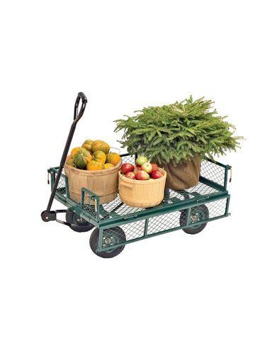 All-Terrain Landscaper's Wagon