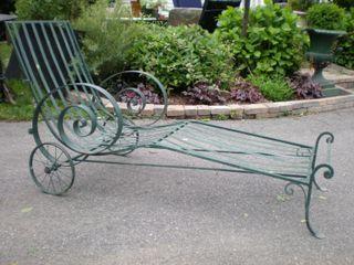 Garden Furniture Wrought Iron Patio Furniture Vintage Outdoor