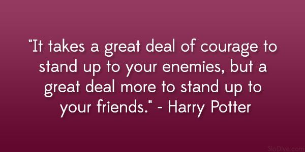 Harry Potter Friendship Quotes. QuotesGram